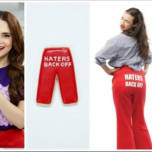 fashion styles promo codes hot-selling latest Official Miranda Sings Haters Back Off Sweatpants